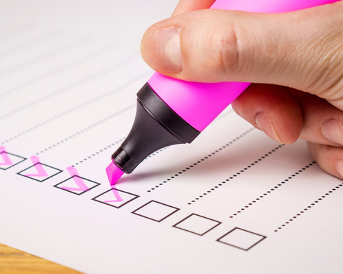 When Renewing Your Credential becomes something to check off your list…